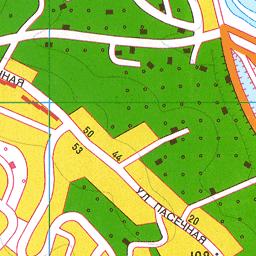 Улица пасечная на карте сочи