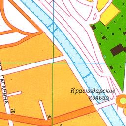 Улица гагарина на карте сочи