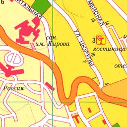 Санаторий сочи на карте сочи